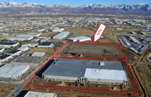 Price Commerce Center <br />- Salt Lake City   Building VII Pad Site
