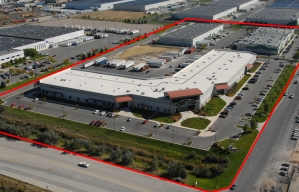 Price Logistics Center West <br />- Buildings A, B and C